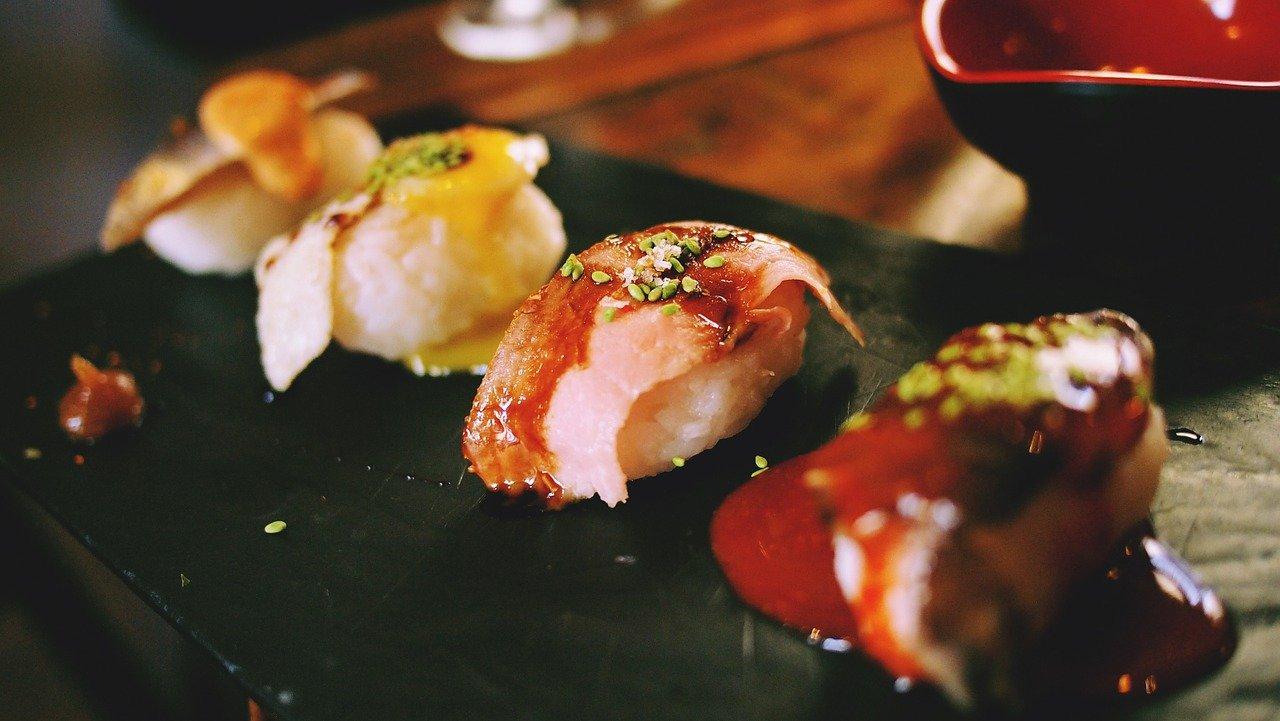 sushi fusion brasiliano