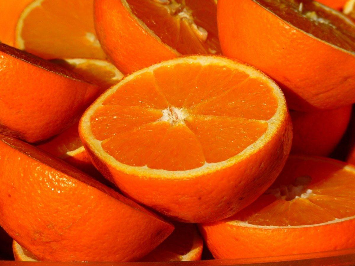 arance e agrumi