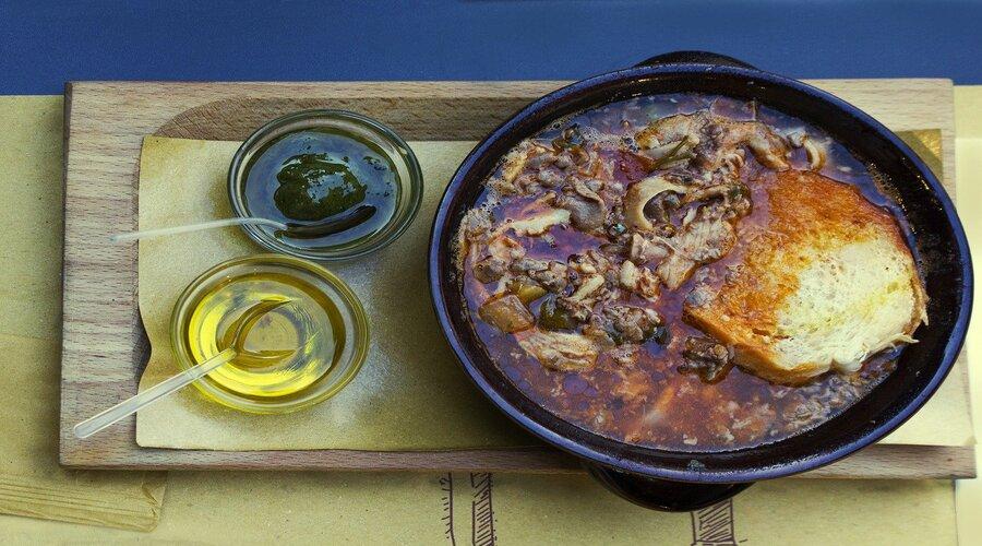 Piatti tipici della cucina toscana