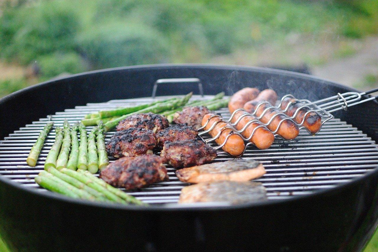 cottura barbecue